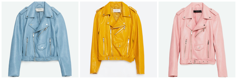 84b11795afb97 Le petit perfecto jaune Zara ultra pep s   Le Blog de Lydia